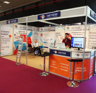 iservices-stand